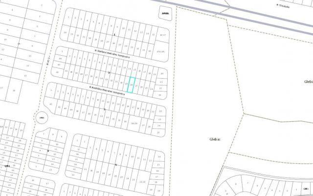 Terreno à venda, 300 m² por R$ 110.000 - Residencial Junqueira - Goiânia/GO - Foto 3