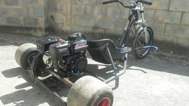 Trike para drift - Foto 6