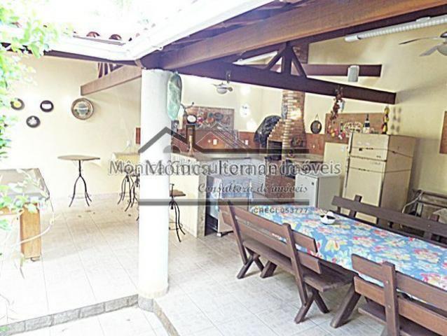 Duplex, 1/2 Porteira Fechada, Frente Lagoa, 3 Suítes Com Vista Para Lagoa-Maricá/RJ - Foto 19
