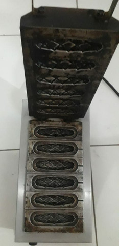 Maquina de crepe industrial - Foto 2