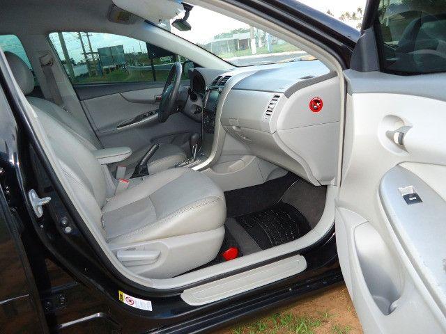 Toyota/Corolla 1.8 XEI Flex Automático - Foto 10