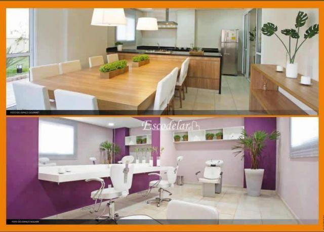Apartamento à venda, 64 m² por R$ 378.594,00 - Macedo - Guarulhos/SP - Foto 13