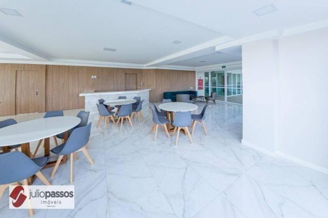 Apartamento com 2 dormitórios à venda, 73 m² por R$ 646.416,14 - Jardins - Aracaju/SE - Foto 16