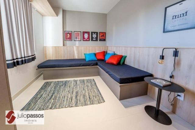 Apartamento com 2 dormitórios à venda, 73 m² por R$ 646.416,14 - Jardins - Aracaju/SE - Foto 9