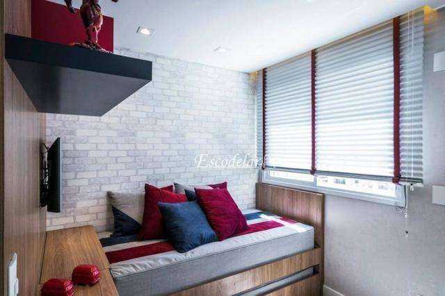 CIDADE MAIA - BOTÂNICA 2 Dorm 1 Suite - Foto 9