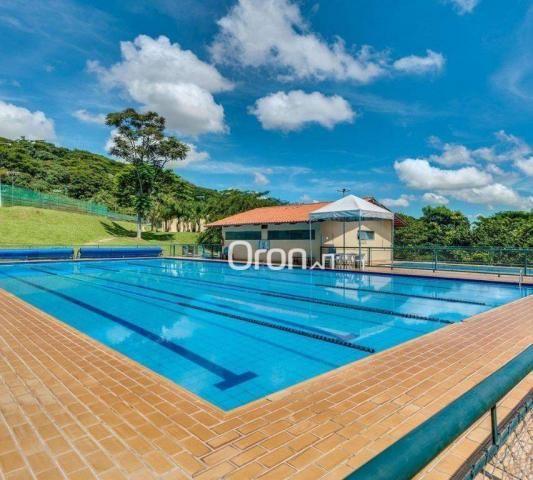 Sobrado à venda, 400 m² por R$ 2.500.000,00 - Residencial Aldeia do Vale - Goiânia/GO - Foto 18