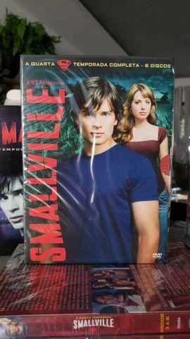 Smallville - Box completo 1ª à 10ª temporada - Foto 6