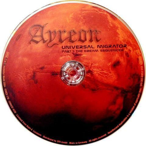 Ayreon - Universal Migrator Part I & II - Foto 3
