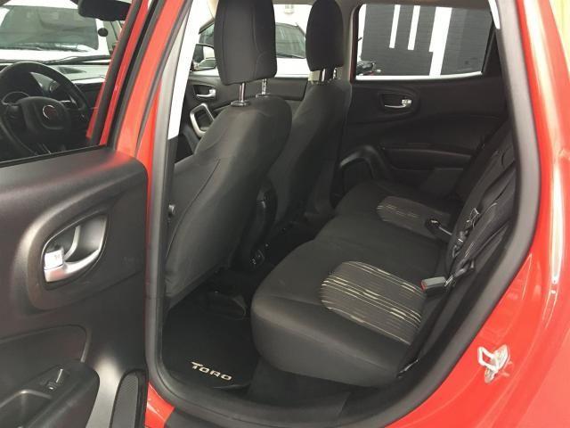 TORO 2016/2017 1.8 16V EVO FLEX FREEDOM AUTOMÁTICO - Foto 9