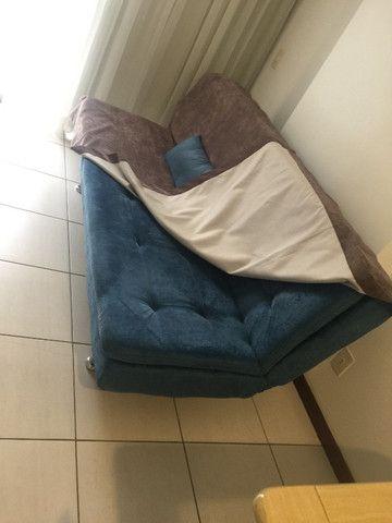 Mobiliado -B Fátima - Prox Ponte - quarto e sala - varanda- 1 vaga - Foto 19