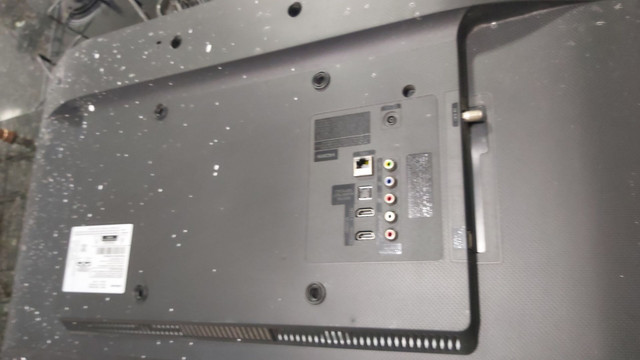 TV smart sansumg 32 tela quebrada  - Foto 4