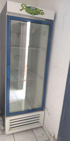 Freezer Vertical Porta de Vidro  - Foto 3