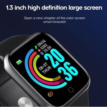 Smart Watch com Bluetooth Y68 - Foto 2