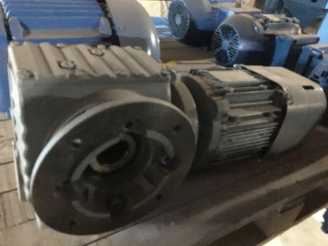 Motoredutor com freio 2 cv