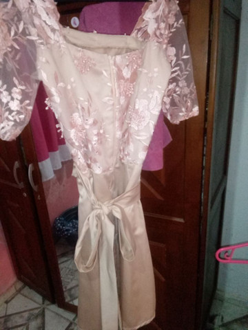 Vestido rose - Foto 2