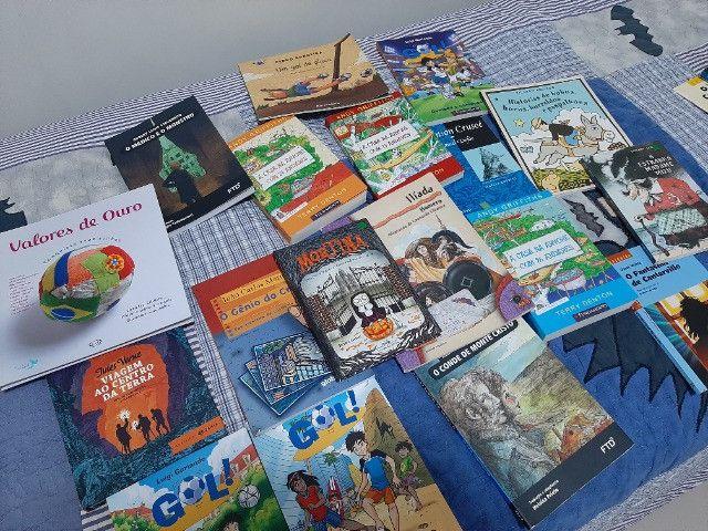 Livros Juvenis e Infantis( preço individual de cada livro na Descrição) - Foto 3