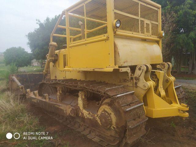 Trator esteira D8 inteiro pronto pra trabalho! - Foto 3