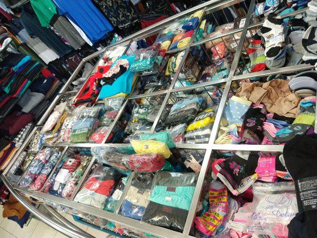 Expositor cromado para loja - Foto 5