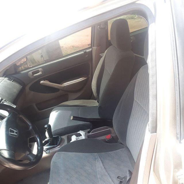 Venda Honda Civic tubarão  - Foto 5