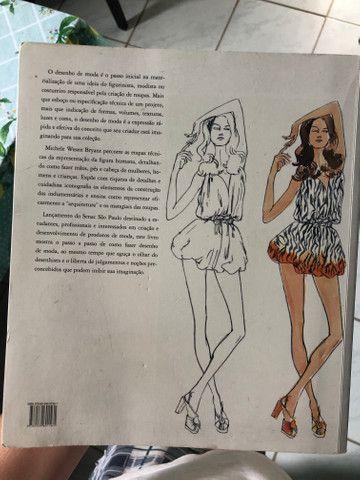 Livro Desenho de Moda: Técnicas de ilustração para estilistas - Foto 3