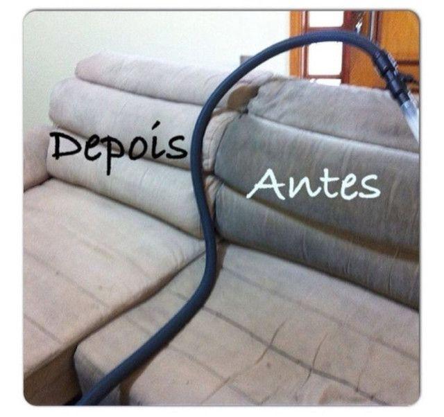 Locação Extratora para limpeza colchão, sofá, banco carro, carpete e outros - Foto 5