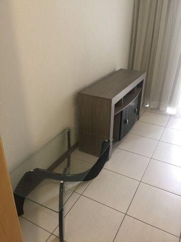 Mobiliado -B Fátima - Prox Ponte - quarto e sala - varanda- 1 vaga - Foto 17