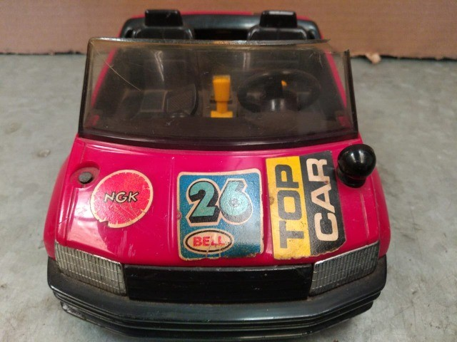 Brinquedo carrinho top car turbo - Foto 3