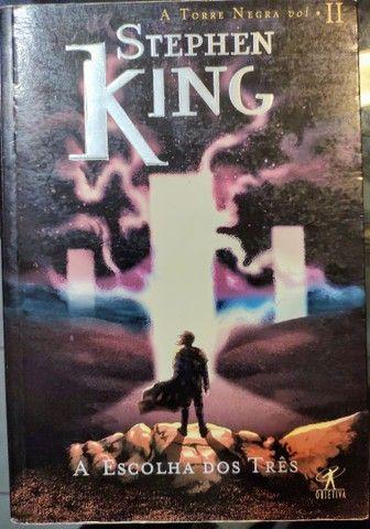A Torre Negra - Stephen King - 6 volumes - Foto 3
