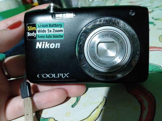 Câmera nikon coolpix s2600 - Foto 3