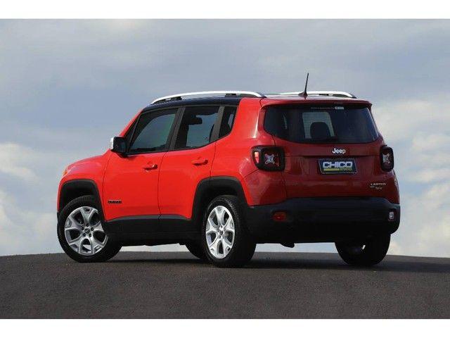 Jeep Renegade LIMITED 1.8 FLEX AUT. - Foto 6