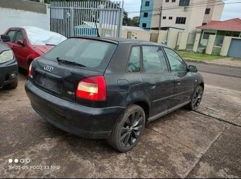 Sucata para retirada de peças Audi a3 1.8 turbo 2003