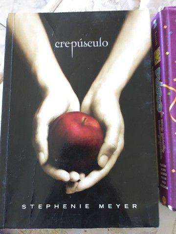 Livro crepúsculo