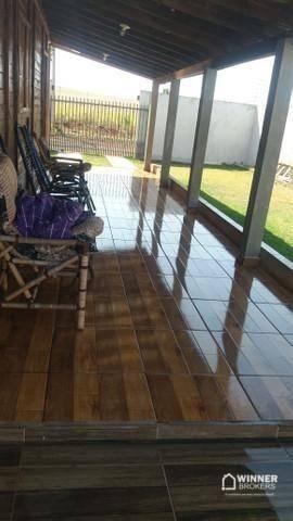 Direitos de casa com 3 dormitórios à venda, 120 m² por R$ 160.000 - Ivailandia - Engenheir - Foto 3
