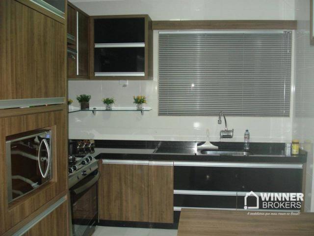 Lindo apartamento mobiliado à venda no novo centro de Cianorte! - Foto 9