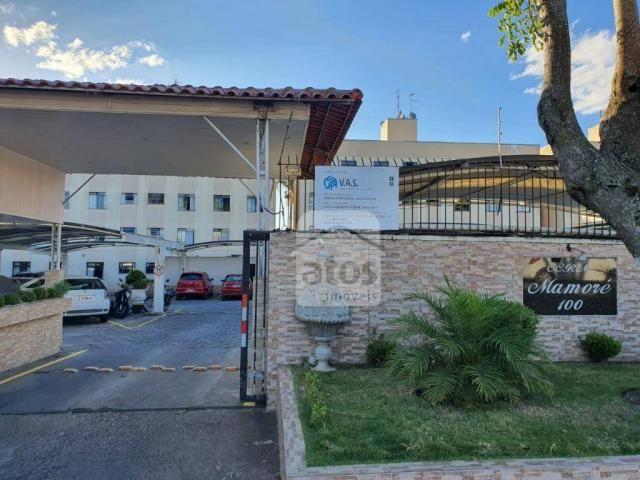 Apartamento com 3 dormitórios à venda, 52 m² por R$ 159.000,00 - Fazendinha - Curitiba/PR - Foto 2
