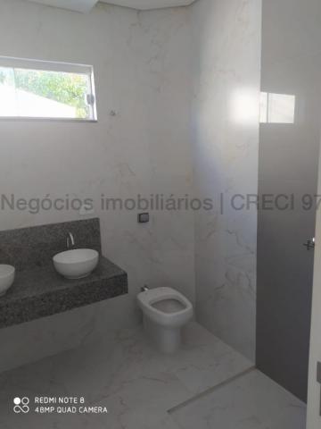 Casa à venda, 3 quartos, 4 vagas, Maria Aparecida Pedrossian - Campo Grande/MS - Foto 11