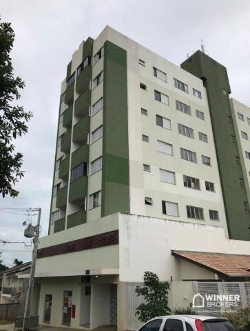 Apartamento com 3 dormitórios à venda, 80 m² por R$ 300.000,00 - Zona 01 - Cianorte/PR