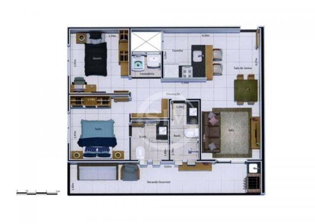 Cobertura com 2 dormitórios à venda, 81 m² - Nova São Pedro - São Pedro da Aldeia/RJ - Foto 13