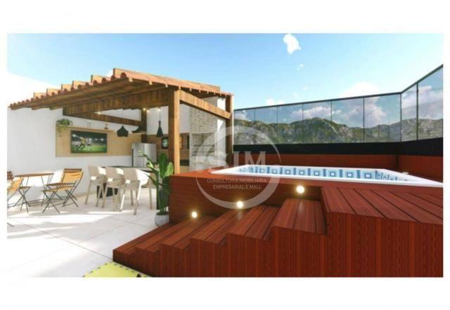 Cobertura com 2 dormitórios à venda, 81 m² - Nova São Pedro - São Pedro da Aldeia/RJ - Foto 5