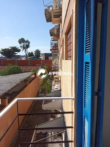 Apartamento para aluguel, 1 quarto, 1 vaga, Benfica - Fortaleza/CE - Foto 4