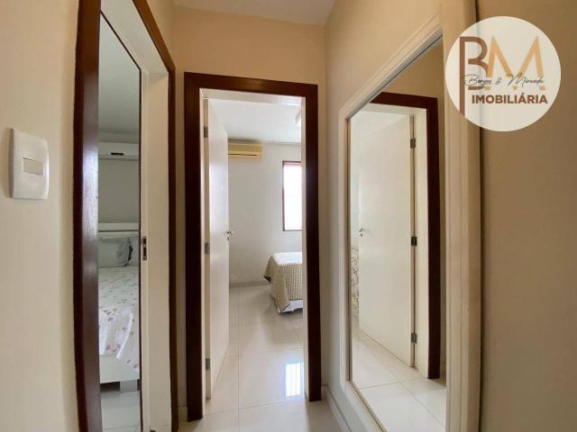 Casa com 4 dormitórios à venda, 180 m² por R$ 850.000,00 - Muchila II - Feira de Santana/B - Foto 17
