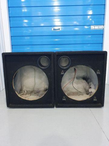 Caixas de subgrave vazias (Cubo) - Foto 5