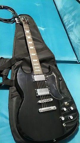 Guitarra Strinberg SG CLG24 - Com alguns meses de uso. - Foto 2