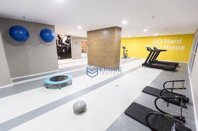 Apartamento com 2 dormitórios à venda, 57 m² por R$ 371.910,17 - Jóquei Clube - Fortaleza/ - Foto 7