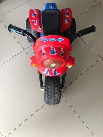 Moto Elétrica infantil Bandeirantes  - Foto 3
