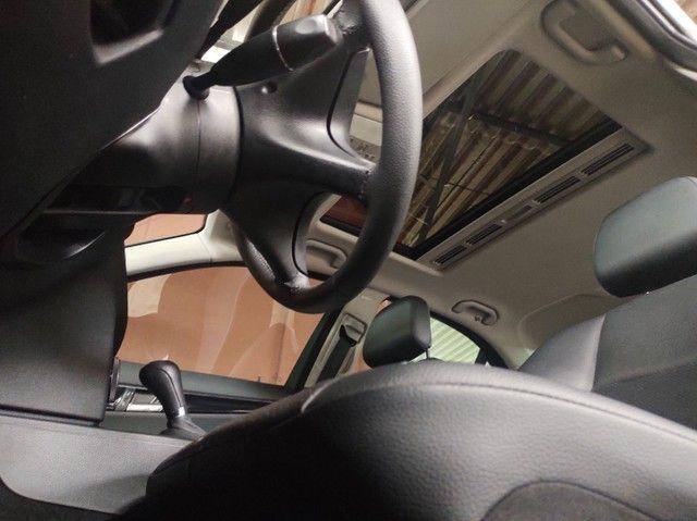 Mercedes  Benz c 200 completíssima  teto solar 2009 2.0 turbo kompressor ligue *  - Foto 15