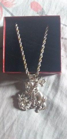 Vendo cordão de prata - Foto 4