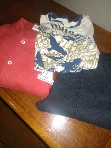 Kit roupa menino - Foto 2