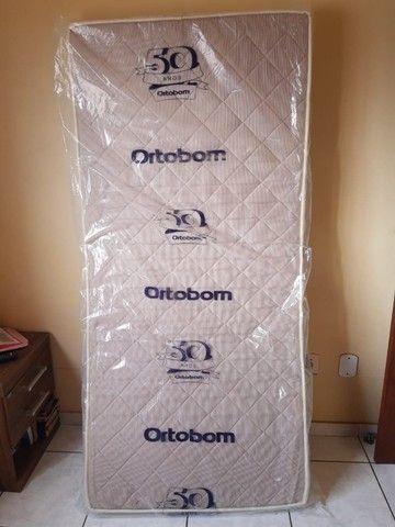 Colchão Ortobom para Pessoas Acamadas de Alta Qualidade (Semi Novo) - Foto 4