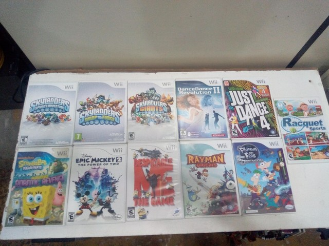 Jogos de Nintendo Wii
